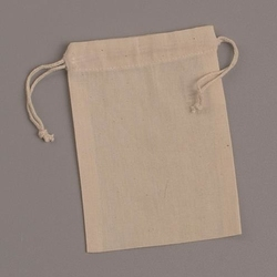 Bawełniany worek do zdobienia 10x15 cm