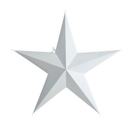 Gwiazda papierowa biała 45 cm house doctor