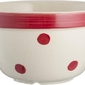 Misa kuchenna spots  stripes czerwone kropki 1,75 l