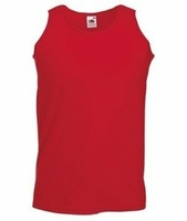 Koszulka sportowa Fruit of the Loom Athletic Vest - 610980 40