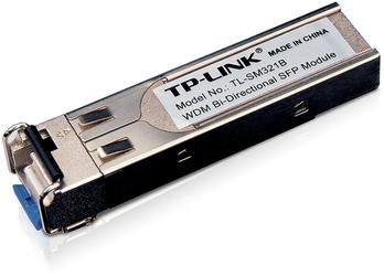 MODUŁ SFP WDM TP-LINK TL-SM321B 1310nm SM 10km LCUPC - Szybka dostawa lub możliwość odbioru w 39 miastach