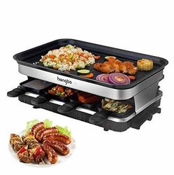Grill elektryczny raclette hengoo hb105