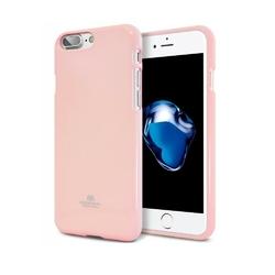 Mercury Etui JELLY Case iPhone X jasnoróżowy