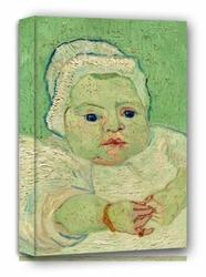 Roulins baby, vincent van gogh - obraz na płótnie