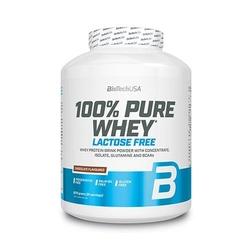 Biotech usa 100 pure whey lactose free 2270 g