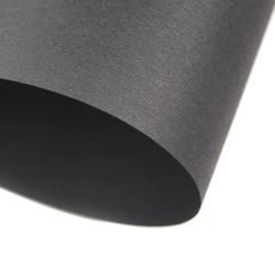 Papier kartonowy 130 g A4 - czarny - CZA