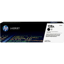 HP 128A oryginalny wkład z czarnym tonerem LaserJet