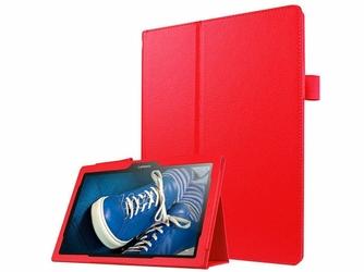 Etui Stand Cover do Lenovo Tab2 A10-30Tab 10 TB-X103 FL Czerwone - Czerwony