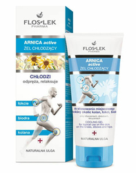 FLOSLEK Arnika Active Żel chłodzący 200ml