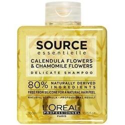 Loreal source delicate shampoo, szampon dla skóry wrażliwej 300ml