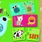 Puzzle duo - zwierzątka i ich domki
