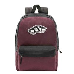 Plecak szkolny vans realm prune purple black - vn0a3ui6tqr - prune purple
