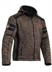 Halvarssons woolly bluza z kapturem