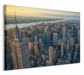 Manhattan Morning - obraz na płótnie