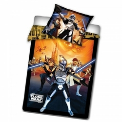 Pościel Star Wars Clone Wars 160 x 200 cm