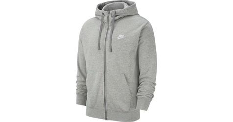 Nike nsw club hoodie bv2648-063 s szary