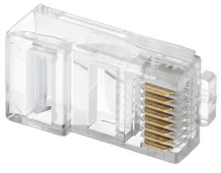 Wtyk modularny rj4553p10