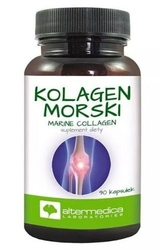 Marine collagen x 90 kapsułek
