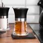 Pojemnik  przyprawnik na ocet i oliwę akrylowy valdinox 7 x 12,5 cm
