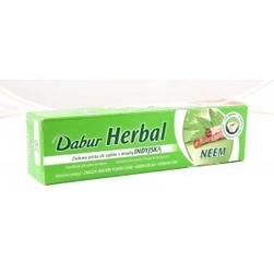 Ziołowa pasta do zębów z neem 100g dabur