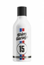 Shiny garage leather mousse 250ml - krem do pielęgnacji tapicerki skórzanej