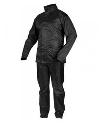 Dwuczęściowy przeciwdeszczowy rebelhorn rain black