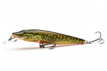Salmo wobler pike foating 16cm-hot pike