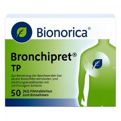 Bronchipret tp tabletki powlekane