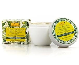 Kremowe masło do ciała z oliwą 300ml - idea toscana
