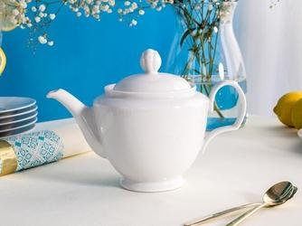 Czajniczek porcelana mariapaula biała 0,6 l
