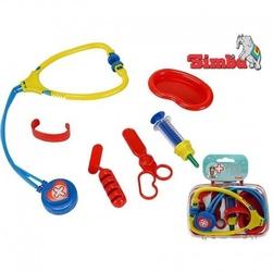 Simba walizka kuferek lekarza z miseczka 6 akcesoriów