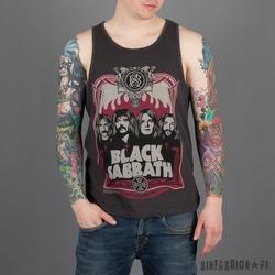 Koszulka amplified - black sabbath vest