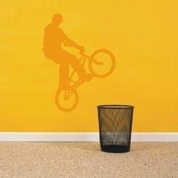 Szablon malarski rower 010