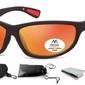 Okulary przeciwsłoneczne polaryzacyjne sportowe lustrzane montana sp312c