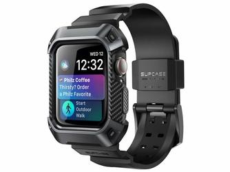 Pancerne etui Supcase Unicorn Beetle Pro do Apple Watch 4 44mm Black