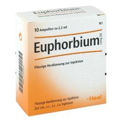 Euphorbium compositum sn ampułki