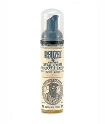 Reuzel beard foam wood  spice - odżywka do brody w piance 70ml