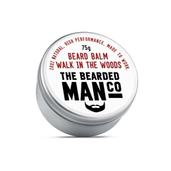 Bearded man co - balsam do brody spacer w lesie - walk in the wood 75g
