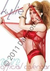 Kylie - kalendarz 2012 r.