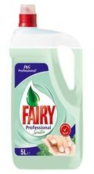 Fairy, sensitive, płyn do mycia naczyń, 5 l