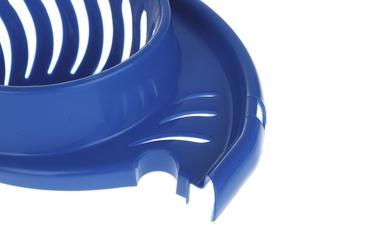 Bentom wyciskacz do wiadra okrągłego 12 l - niebieski