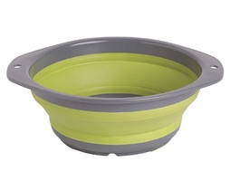 Miska turystyczna outwell collaps bowl 23,5 cm - lime green