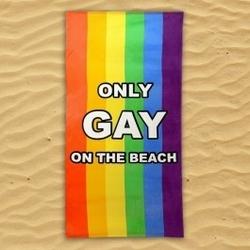 Ręcznik geja
