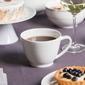 Duża filiżanka do kawy i herbaty porcelana mariapaula nova ecru jumbo 400 ml