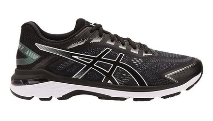 Buty do biegania męskie asics gt-2000 7 czarne tekstylne