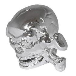 Nakrętka zaworu dętki nz-kl trupia czaszka