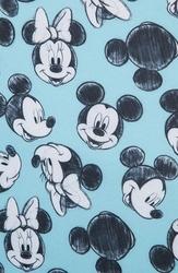 Poduszka podróżna z animacją myszki mini i miki