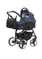 Euro cart passo sport denim wózek wielofunkcyjny 2w1