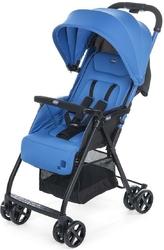 Wózek spacerowy chicco ohlala power blue + organizer