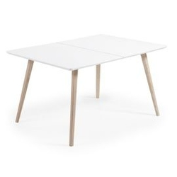 Stół quatre 140220x90cm biały